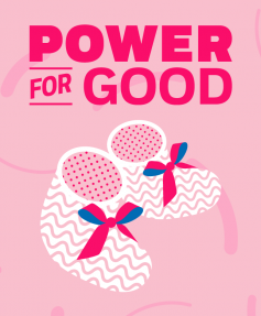 Introducing: Power for Good